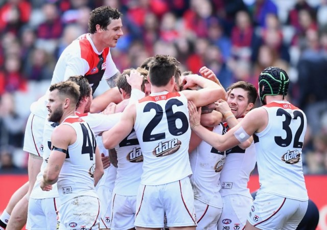 Saints Summary: Demons Vanquished in MCG Heartstopper