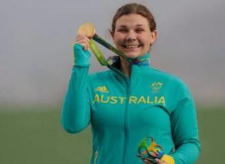Gold, Gold, Gold for Australia: Catherine Skinner – Women's Trap Shooting