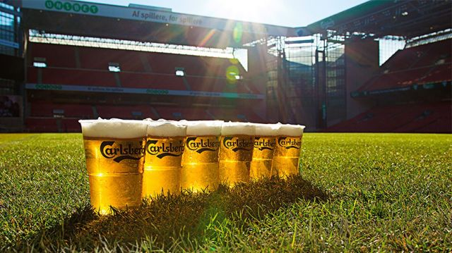 Do you want to get paid to drink beer and go to the footy?