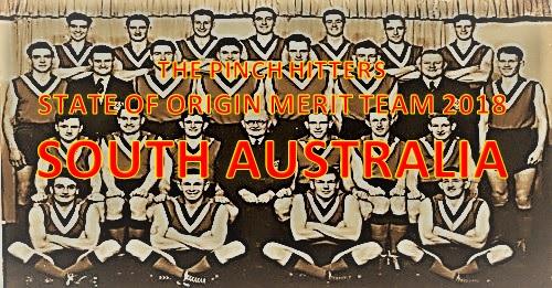 2018 State of Origin Merit Team: South Australia