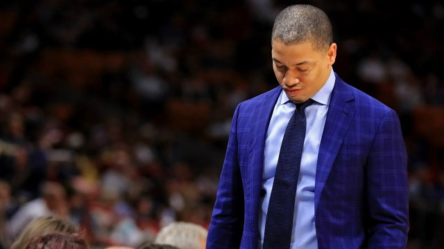 Cleveland put an end to the Lue-sing. Why so soon?