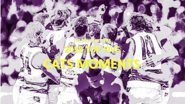 AFL Season Review 2018: Top Five Cats Moments