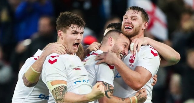 Is Gary Schofield right? Are England the new kings of international rugby league?