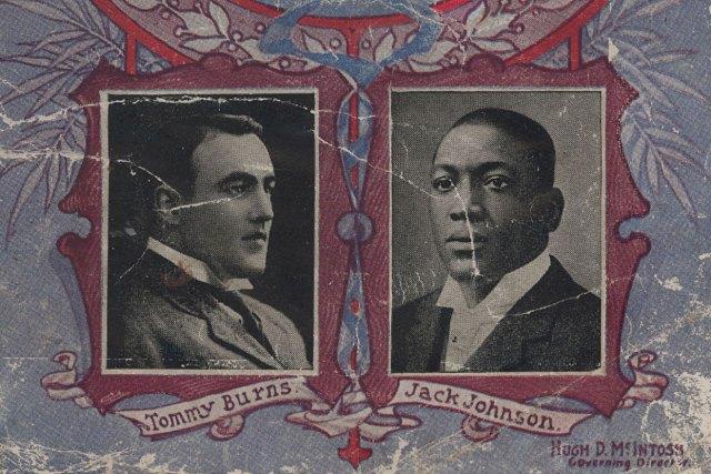 Flashback Friday: Australia's Biggest Ever Prize Fight – Burns v Johnson 1908 Continued.