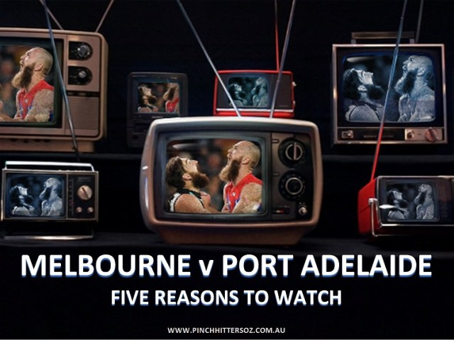 AFL Round One 2019: Melbourne v Port Adelaide – Five Reasons to Watch