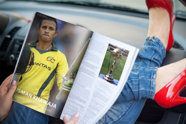 Should Usman Khawaja be in the World Cup?