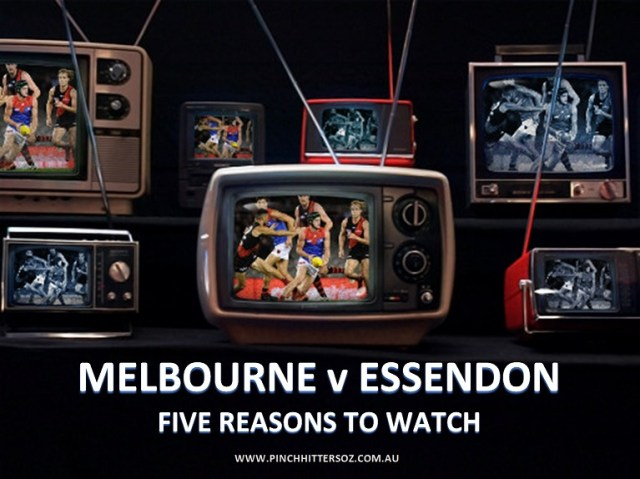 AFL Round Three 2019: Melbourne v Essendon – Five Reasons to Watch.