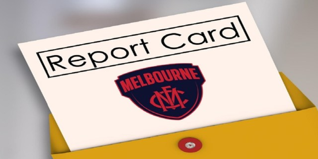 AFL 2019: Melbourne – End of Season Report Card