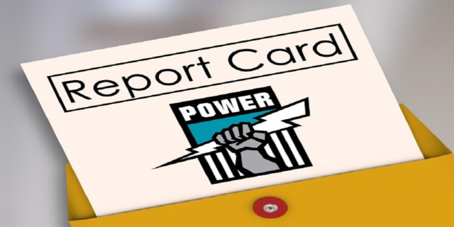 AFL 2019: Port Adelaide End of Season Report Card