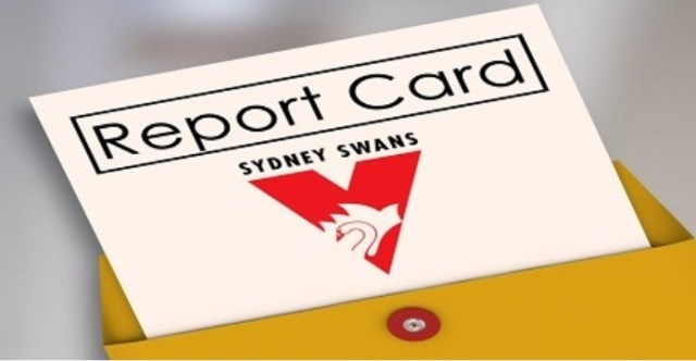 AFL 2019: Sydney End of Season Report Card