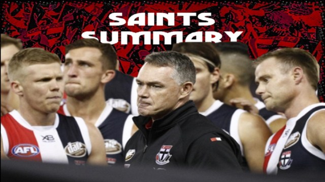 Saints Summary – From Bullish to Dreadful