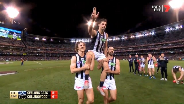 Collingwood Commentary: In Pendles we Trust
