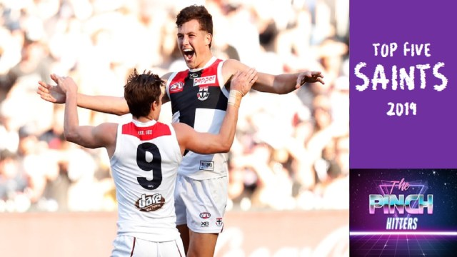AFL 2019: Top Five Saints