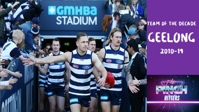 Geelong Team of the Decade (2010-19)