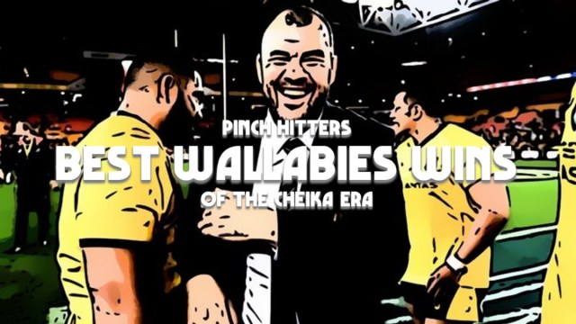 Best Wallabies Wins of the Cheika Era