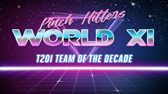 World T20I Team of the Decade (2010-2019)