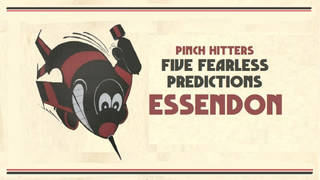 AFL 2020: Essendon – Five Fearless Predictions