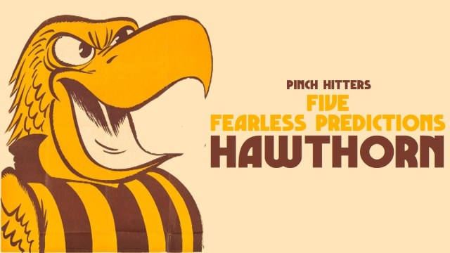 AFL 2020: Hawthorn – Five Fearless Predictions