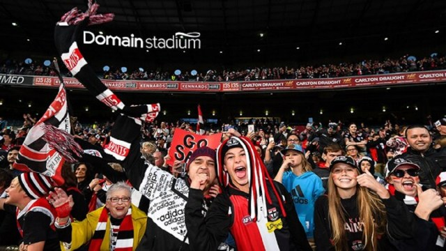 What is it like to be a Saints supporter in WA?