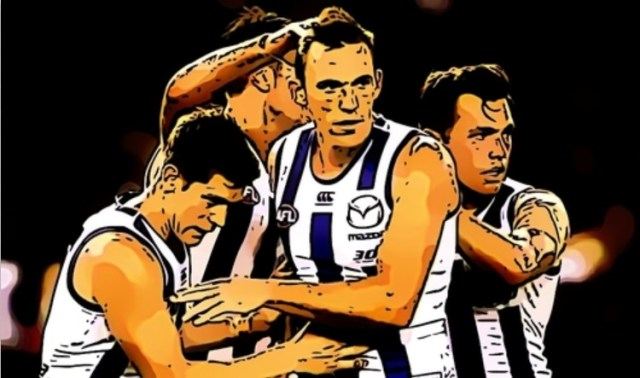 Drew Petrie Top Five Kangaroos of the 21st Century - The Pinch Hitters