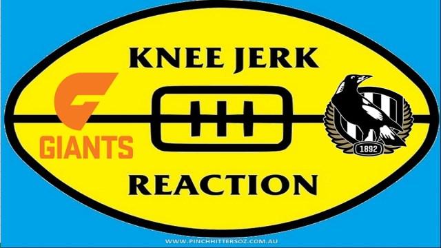 AFL 2020: GWS v Collingwood Round Four Knee Jerk Reaction