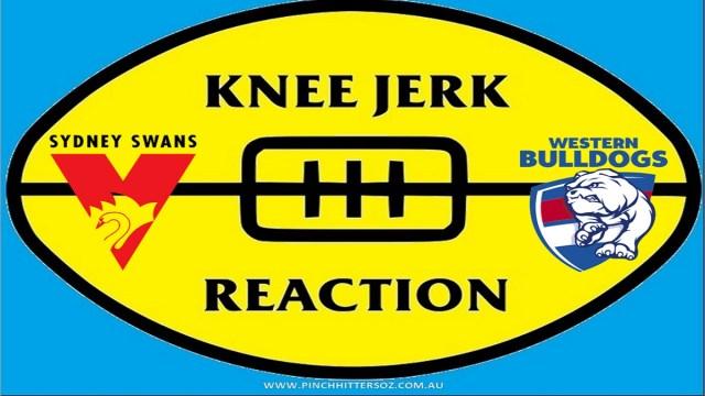 AFL 2020: Sydney v Bulldogs – Round Four Knee Jerk Reaction