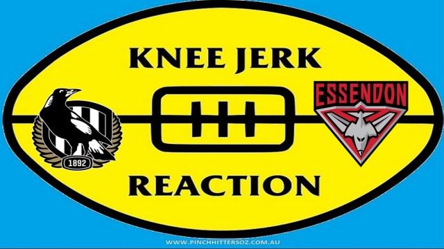 AFL 2020: Collingwood v Essendon – Round Five Knee Jerk Reaction