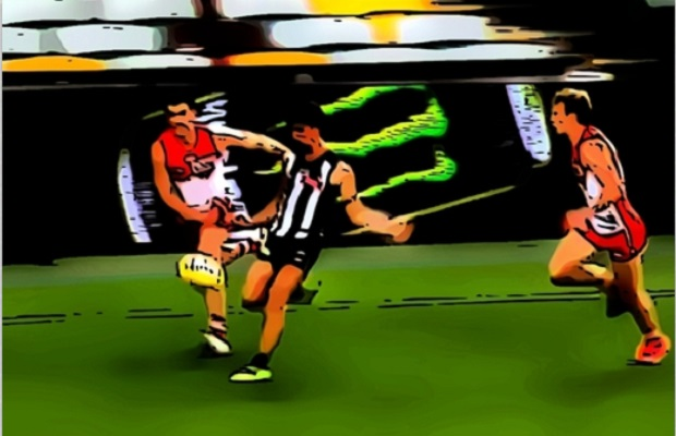 Josh Daicos' Goal of the Year contender reminded many of his father and was one of the things The Pinch Hitters liked from Round 10 of the 2020 AFL season.