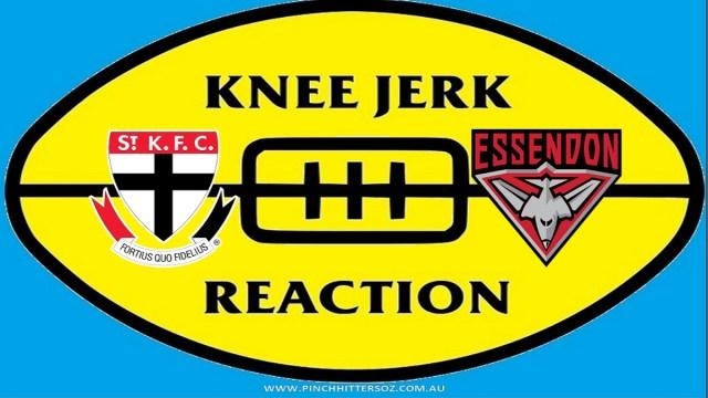AFL 2020: St Kilda v Essendon – Round 12 Knee Jerk Reaction