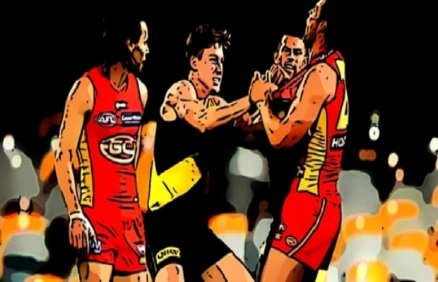 Tom Lynch and the continued mistaking of cheap shots for toughness is what The Pinch Hitters disliked in Round 12 of the 2020 AFL Season.