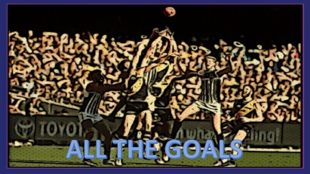 AFL 2014: Port Adelaide v Richmond – Elimination Final