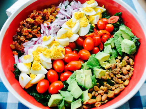 Very Veggie Cobb Salad Photo