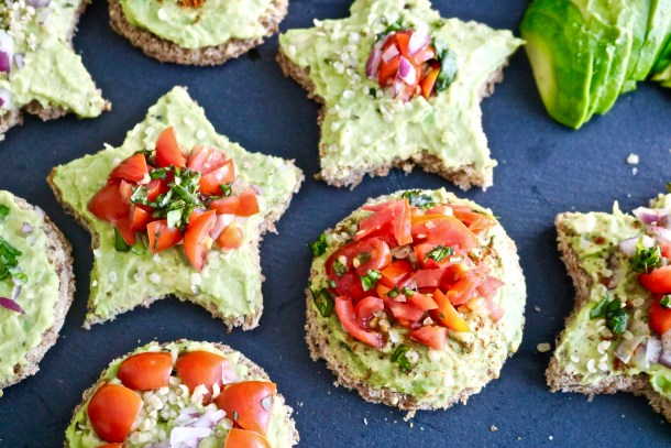 Kid-Friendly Healthy Avocado Toast