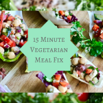 15 Minute Meal Fix Graphic