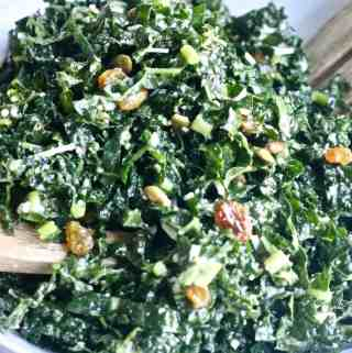 Mind Blowing Kale Salad Photo