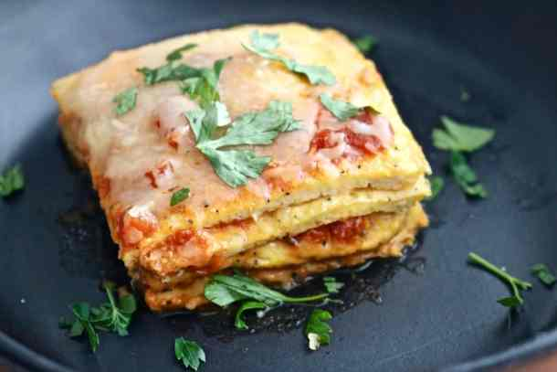 Low-Carb Egg Lasagna