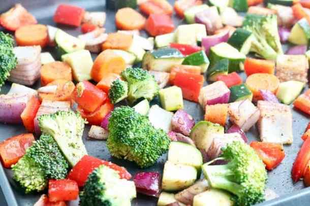 Veggies-on-baking-sheet