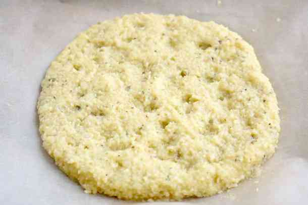 Low-Carb Gluten-Free Focaccia Bread Dough