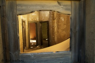 Kolmanskop - ghost city