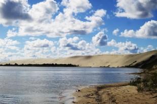 Gazing upon the Russian Dunes!