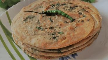 Masala Paratha – Healthy Flatbread