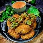 Vegan Spanish Spinach Croquettes – Air Fried