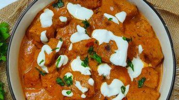 Butter Chicken Restaurant Style – Butter Chicken Recipe