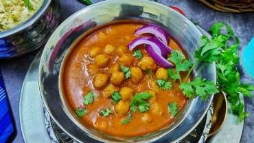 Vegan Chickpea Tikka Masala – Instant pot healthy recipes