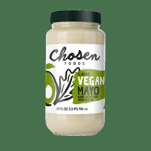 Chosen Foods 100% Pure Avocado Oil-Based Vegan Mayo