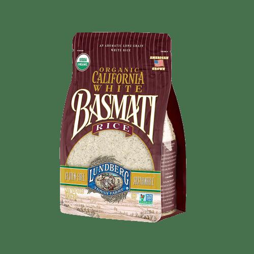 Lundberg Family Farms – Organic California White Basmati Rice