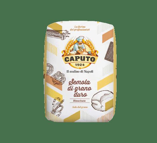 Antimo Caputo Semola Di Grano Duro Rimacinata Semolina Flour