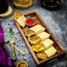 Crispy cheesy HashBrowns