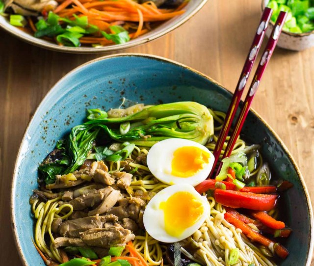 Syn Free Ramen Noodle Bowls Slimming World