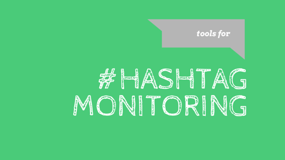 hashtag monitoring